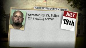 Man who jumped White House fence an Iraq War veteran