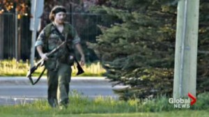 Moncton citizens terrified as police continue search for gunman who killed 3 RCMP officers
