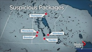 RCMP investigating suspicious packages sent to 5 Manitoba courts