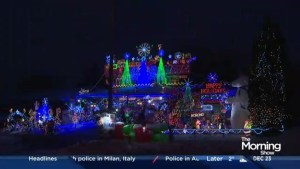 Canadians featured on The Great Christmas Light Fight