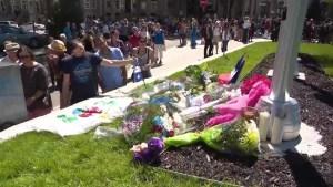 Quebec City holds vigil for Nice