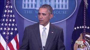 President Obama: This is not just an attack on Paris, it's an attack on humanity