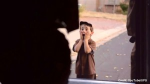 UPS lets 4-year-old boy be UPS driver for a day