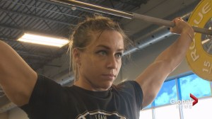 'I did it mom, I really did it': N.B. champion weight lifter's last words to her dying mother