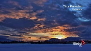 BC Evening Weather Forecast: Jan 10