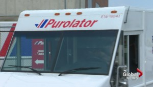 Purolator late on deliveries, not giving information to customers