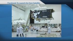Facebook plans satellite launch