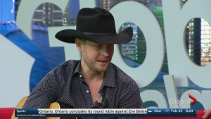 Paul Brandt teams up with Smithbilt Hats for charity