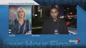 Shooting in Burnaby