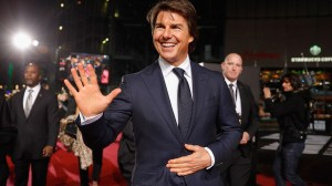 Tom Cruise credits Scientology for his success