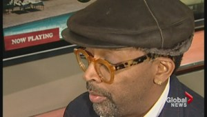Spike Lee receives award at Montreal Black Film Festival