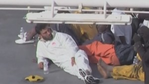 Captain of capsized migrant boat charged