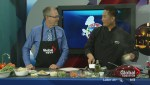 In the Global Edmonton kitchen with Jeepney Jaytee Food Truck