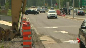 Vaudreuil construction woes