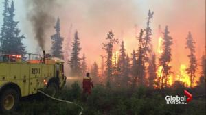 Military help on the way as dozens of wildfires still burning in Saskatchewan