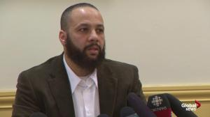 Adil Charkaoui reacts to report that Quebec judge to wouldn't hear case of  woman wearing a headscarf