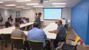 Syrian refugees get Entrepreneurial training in Moncton