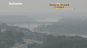 Saskatoon weather outlook: smoke has returned, storms moving in