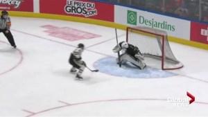 Girl power dominates Quebec City pee-wee hockey tournament
