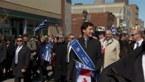 Montrealers celebrate Greek Independence Day with parade