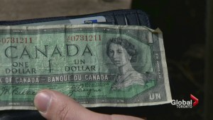 Canadian loonie unveiled 30 years ago