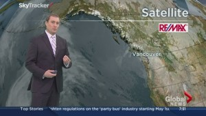 BC Morning Weather Forecast: Feb 27
