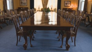 A look inside Government House