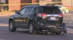 61-year-old pedestrian killed, another in critical condition after SUV involved in collision with TTC bus strikes pair