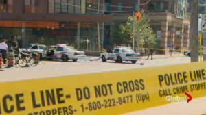 1 in custody after brazen daytime Distillery District shooting