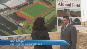 State of the art athletic field planned for Dakota Collegiate
