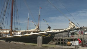 """This has been a long story"": troubled Bluenose II almost ready to set sail"