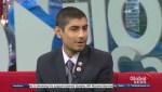 Meet Calgary's Mayor for a Day Haaziq Altaf