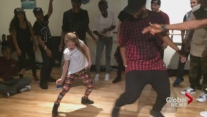 Young Ontario dancer vies to be a Justin Bieber dancer