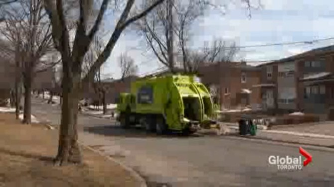 how to become a garbage collector in toronto