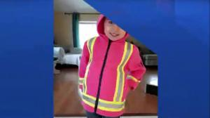 Vancouver Island father to launch protective clothing for kids