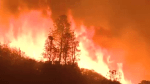 California wildfires force hundreds of residents to evacuate
