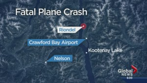 Plane involved in fatal crash in B.C. registered to Edmonton man