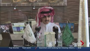 Saudi Prince donates $32 billion to charity