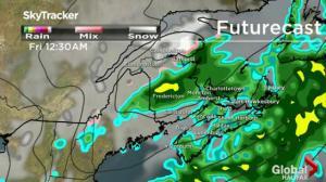 Global News Morning Forecast: Jan 12