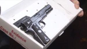 Cheveland police officer shot 12-year-old boy carrying fake gun