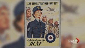 Women's role in Second World War cannot be forgotten, says veteran