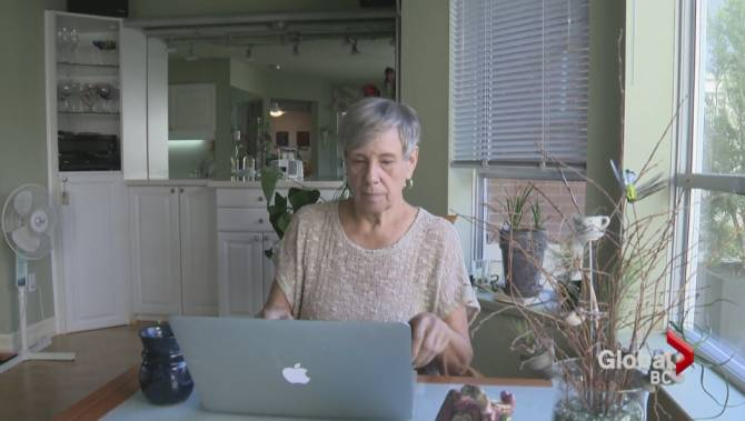 WATCH  More seniors are finding love online  but one North Vancouver woman fell both in love and victim to a scam  Now she     s going public with her story in     Global News