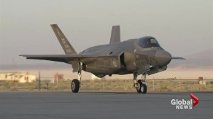 Plan to replace aging fighter jets hits more turbulence