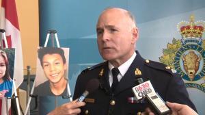 Raw: RCMP on 2 Alberta teens killed