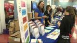 EMSB career fair