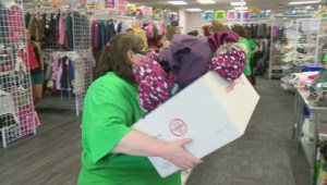 PST expansion has parents looking to second hand for back-to-school clothing