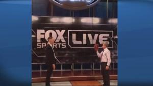 Fox commentator slammed for comment on Canadian baseball