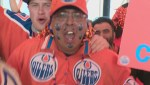 Oilers fans celebrate after team clobbers Ducks in Game 6