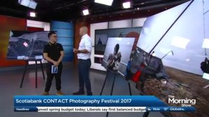 The CONTACT Photography Festival celebrates Canada's 150th Birthday