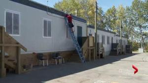 Surrey's student boom leads to more portables
